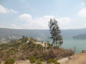 Lago di Wenchi