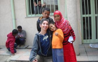 Elisa in Etiopia